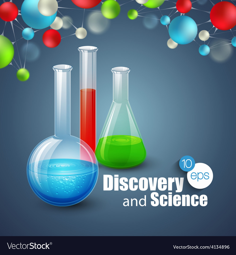 Chemical science and discovery vector | Price: 1 Credit (USD $1)
