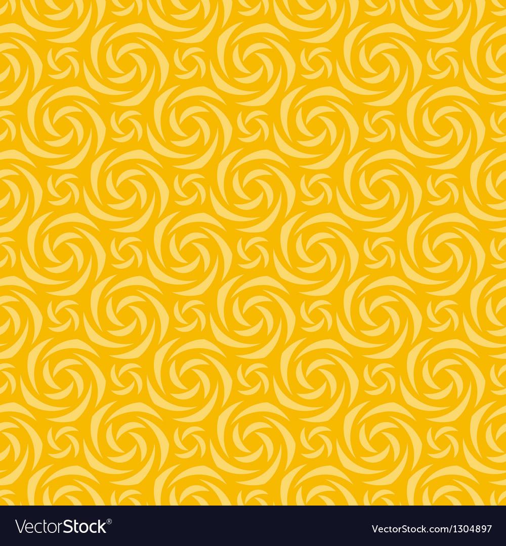 Yellow colors pinwheel pattern vector   Price: 1 Credit (USD $1)