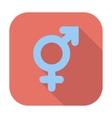 Bisexuals sign vector