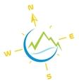 Adventure symbol vector