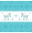 Christmas scandinavian card - for invitation vector