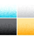Abstract backgrounds of the business icons vector