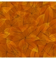 Transparent autumn leaves plus eps10 vector