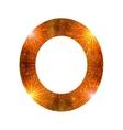 Number of orange firework zero vector