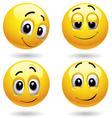 Smiley character vector