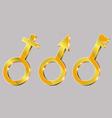 3 symbols vector