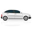 Car hatchback 01 vector