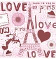 Vintage love textured backgrounds vector