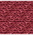 Marsala inspired trendy patternfashionable vector
