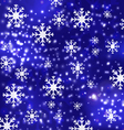Blue luxury christmas background 1 vector