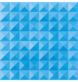 Blue triangle background1 vector