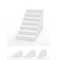 Staircases vector