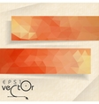 Creative modern abstract background vector