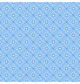 Sky blue colors round grid pattern vector