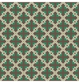 Repeating geometric seamless pattern vector