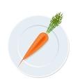 Healthy food icon vector