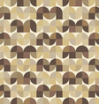 Geometric seamless wooden parquet floor pattern vector