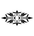 Flora element vector