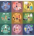 Sport people concepts vector