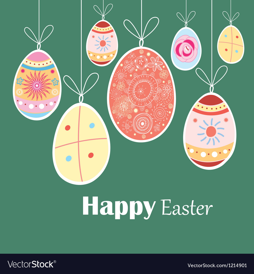 Stok vektor eggs gifts vector | Price: 1 Credit (USD $1)