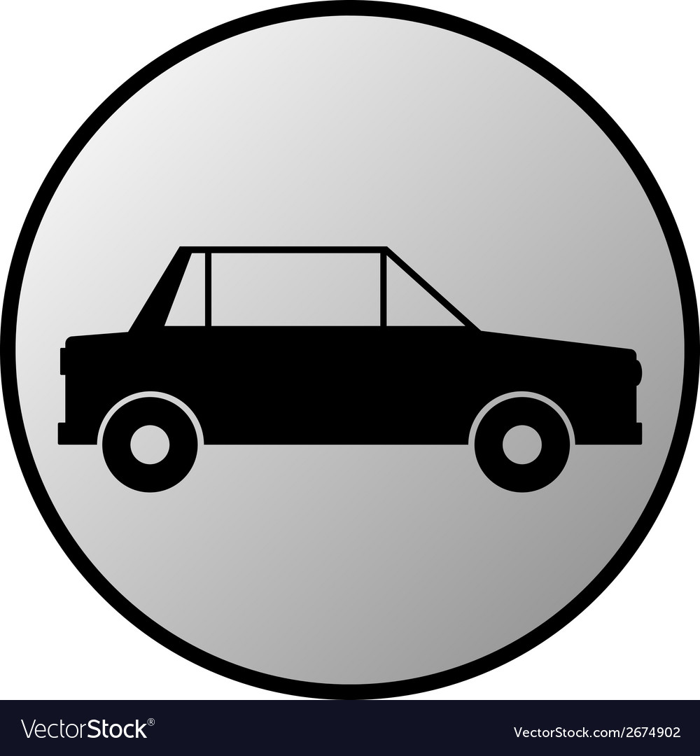 Car button vector   Price: 1 Credit (USD $1)
