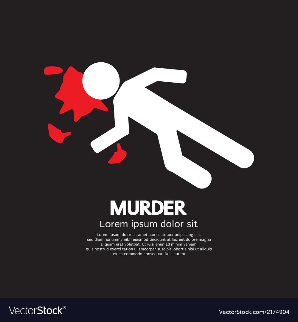 Murder vector | Price: 1 Credit (USD $1)