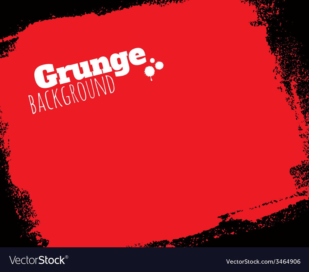 Rolled textured grunge red background vector | Price: 1 Credit (USD $1)