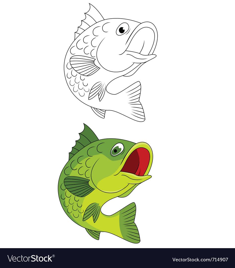Fish vector | Price: 3 Credit (USD $3)