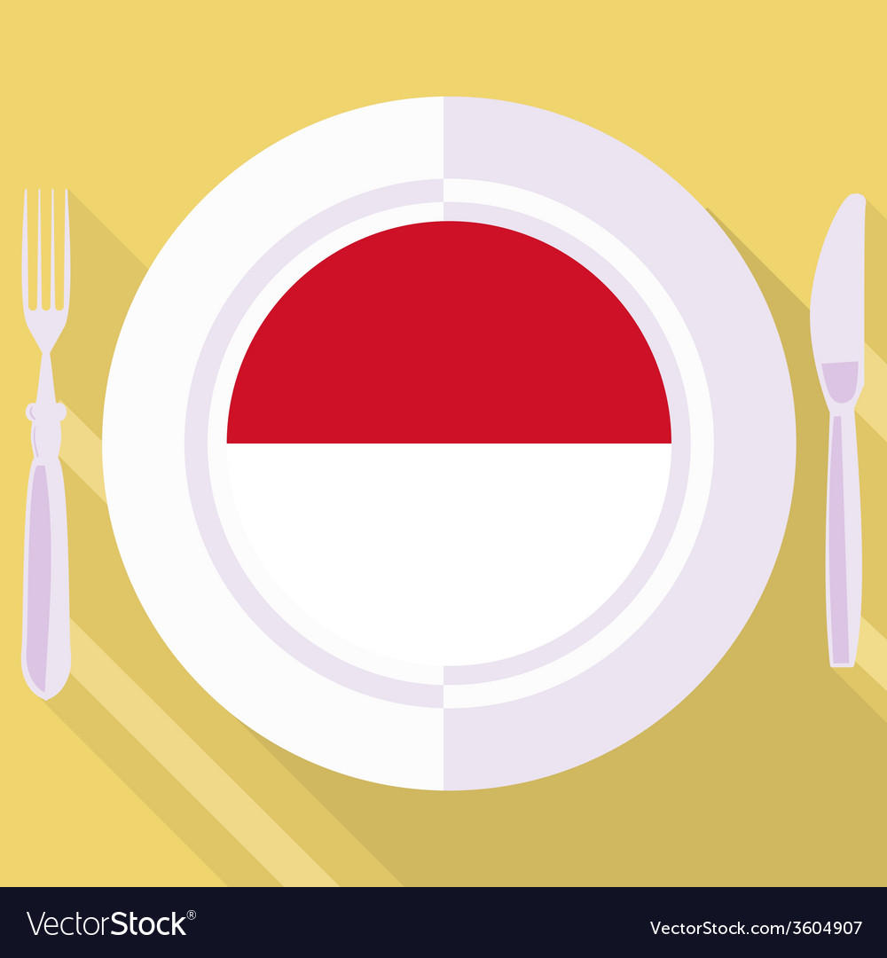 Kitchen of indonesia vector | Price: 1 Credit (USD $1)