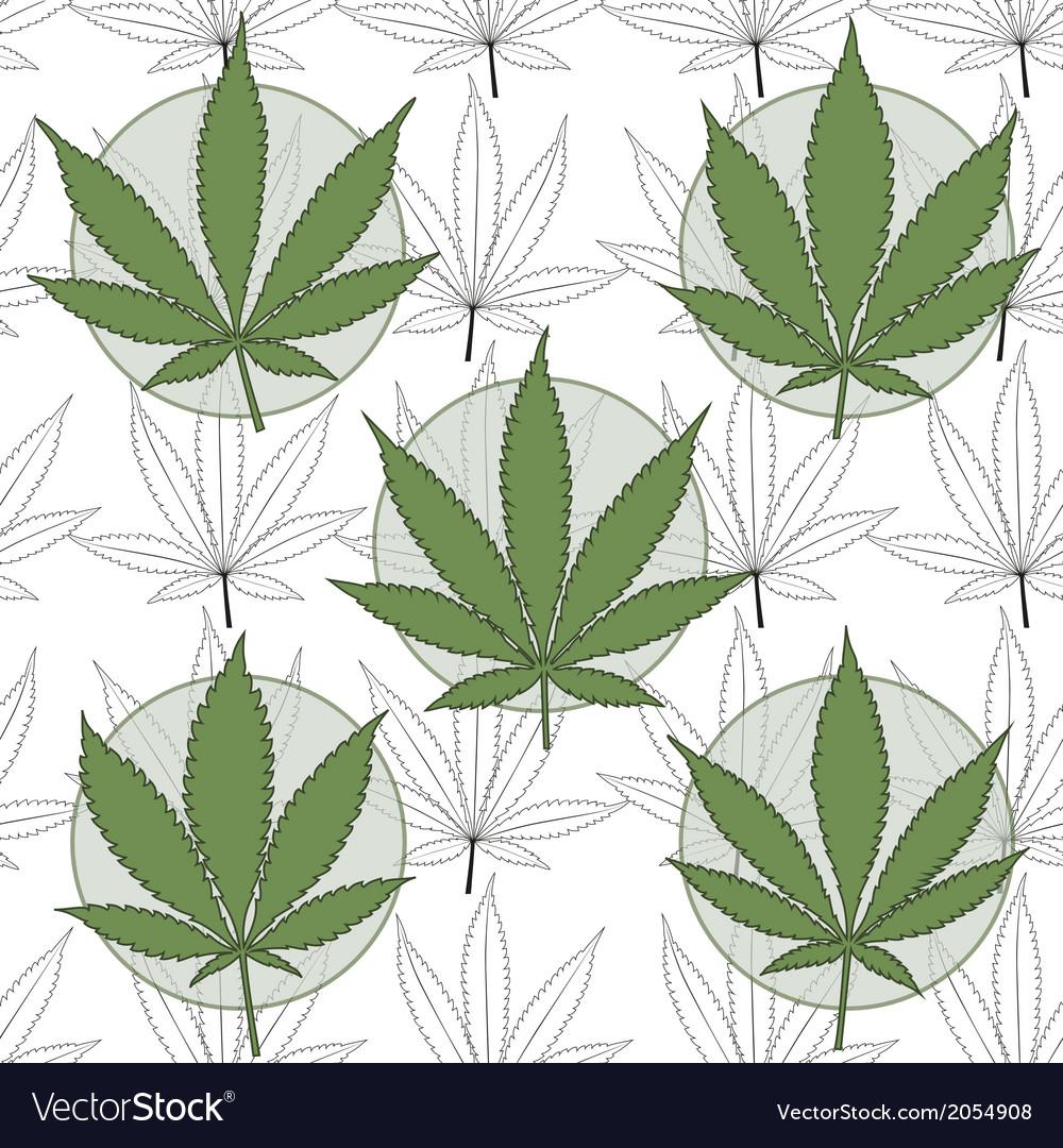 Marijuana leaf background vector   Price: 1 Credit (USD $1)
