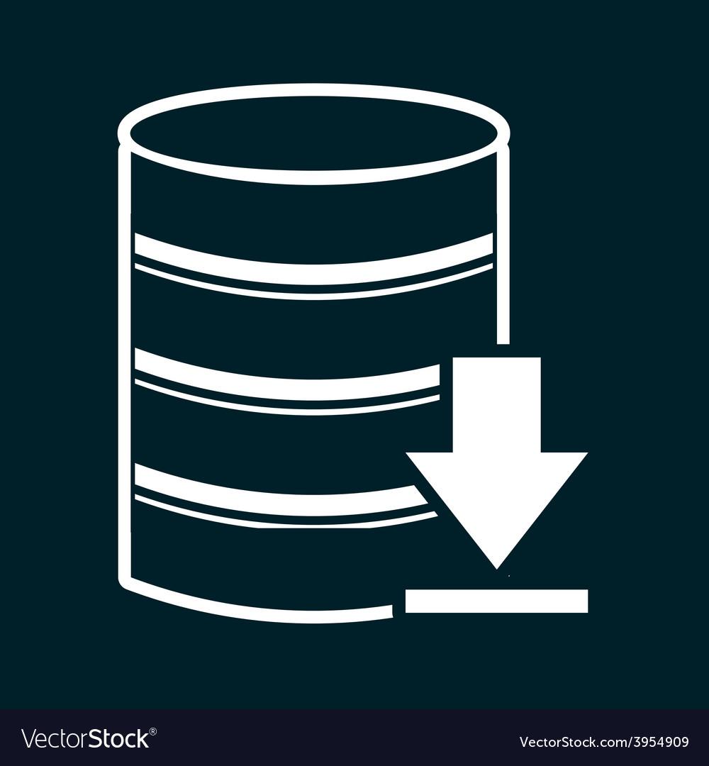 Data center vector | Price: 1 Credit (USD $1)