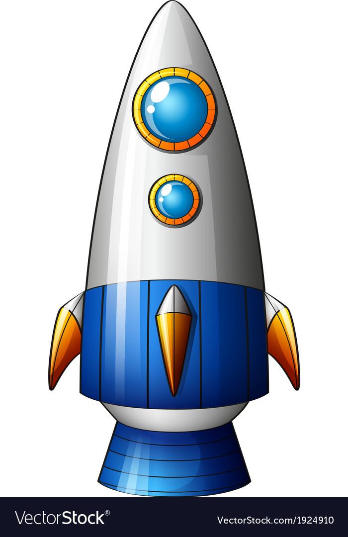 A deadly rocket vector | Price: 3 Credit (USD $3)