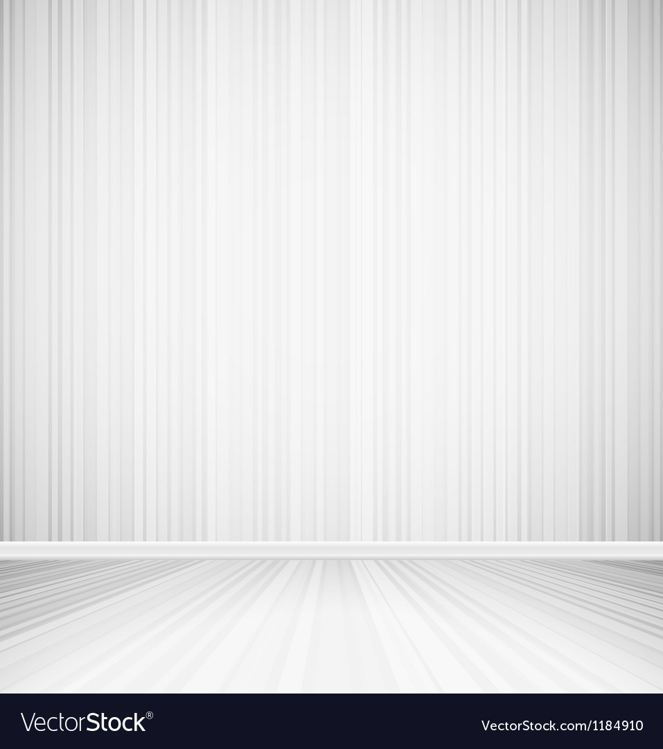 Bright empty room vector | Price: 1 Credit (USD $1)