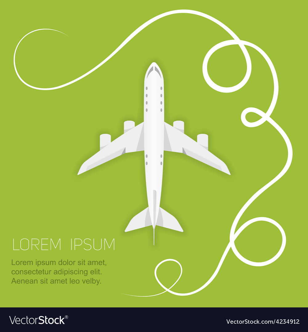 Background airlines vector | Price: 1 Credit (USD $1)