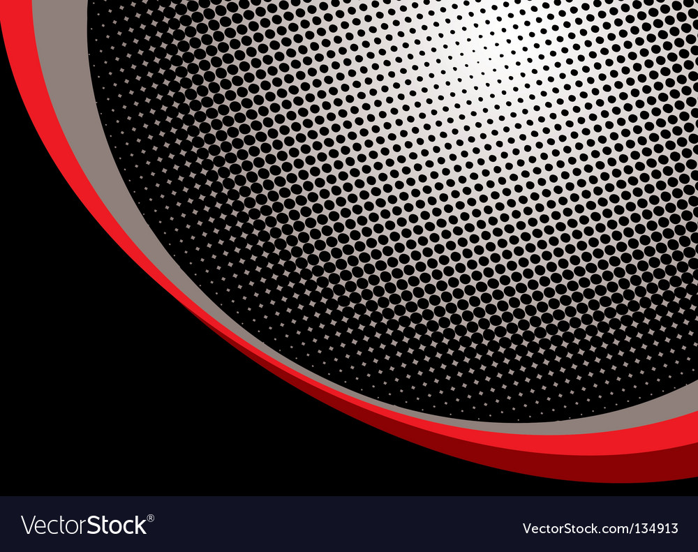 Abstract halftone background vector | Price: 1 Credit (USD $1)