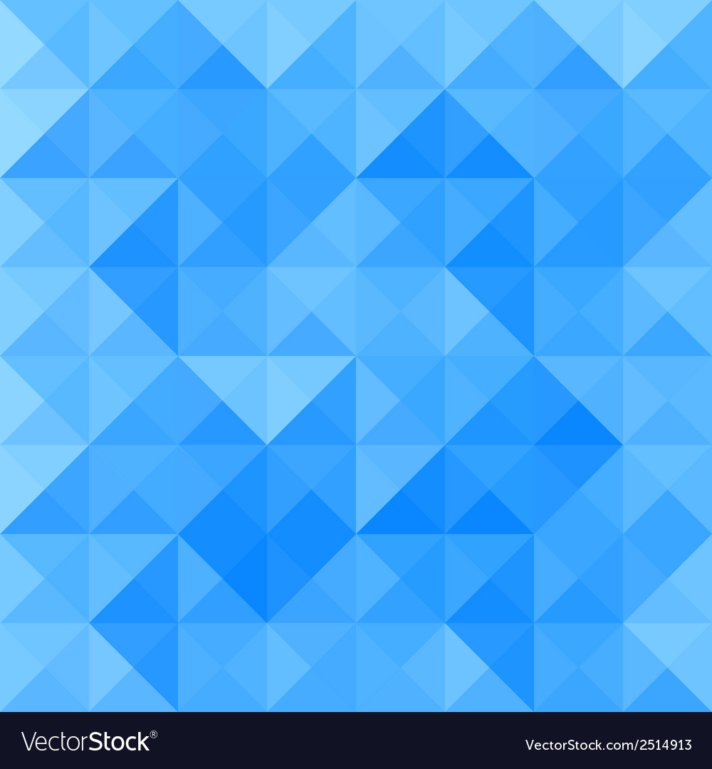 Blue triangle background2 vector   Price: 1 Credit (USD $1)