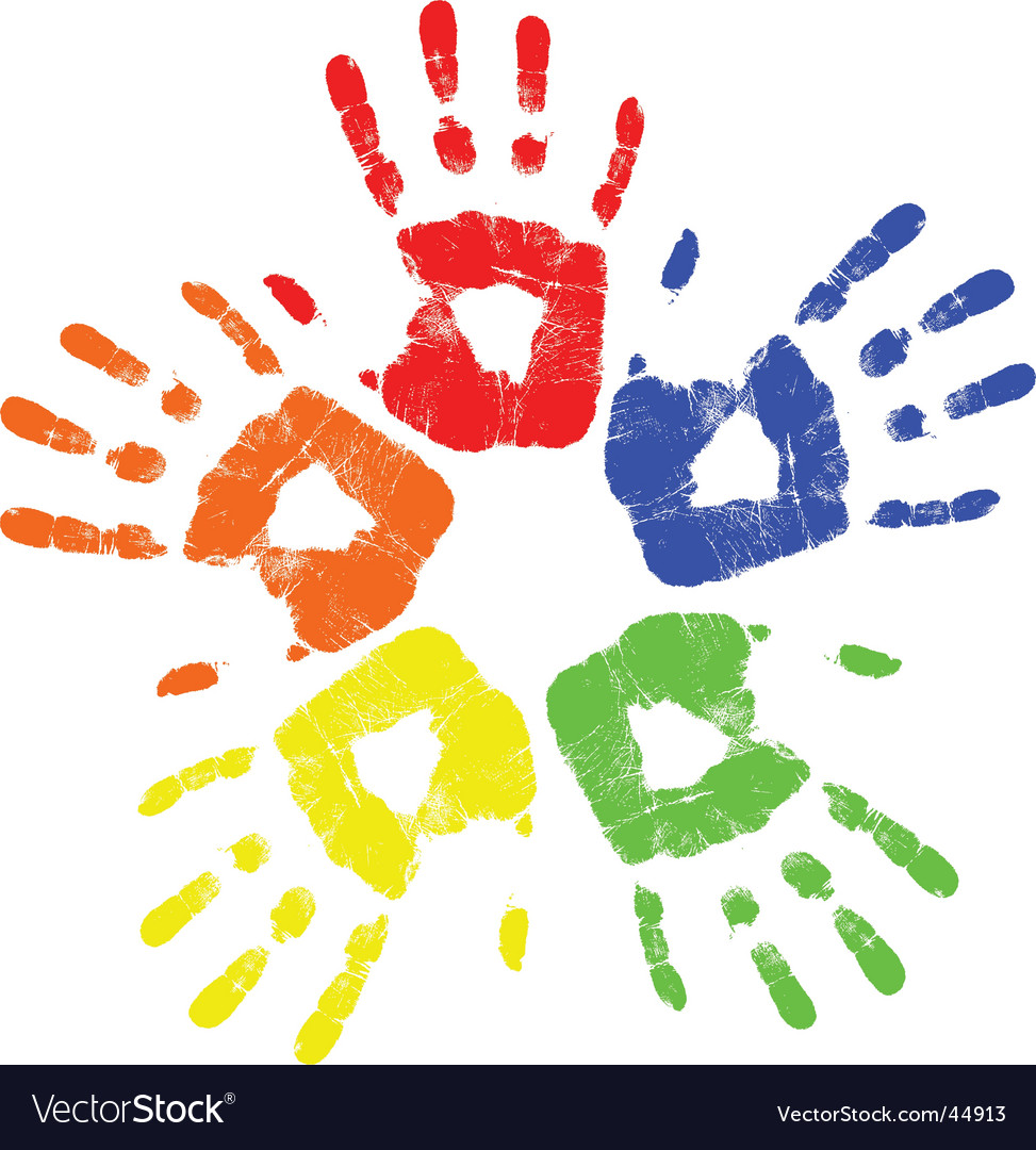 Color hand vector   Price: 1 Credit (USD $1)