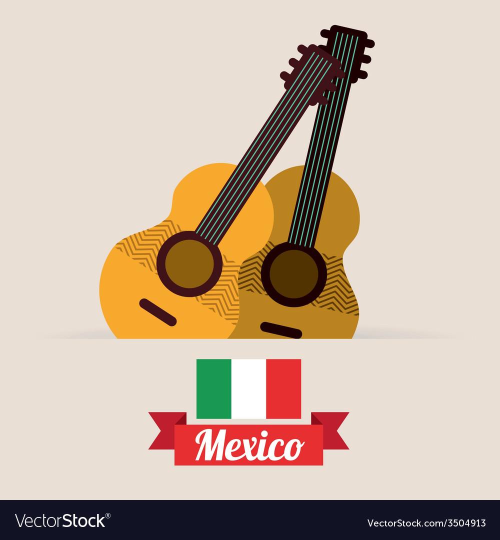 Mexico design vector | Price: 1 Credit (USD $1)