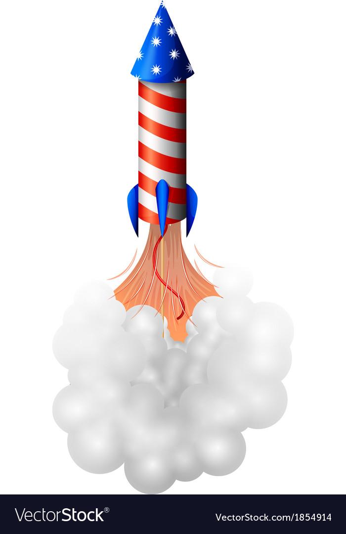 A rocket bomb vector   Price: 1 Credit (USD $1)