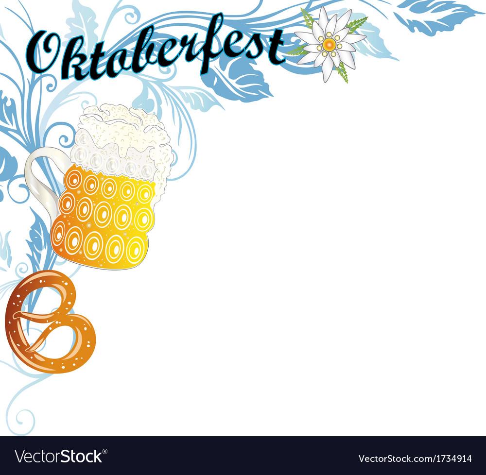 Oktoberfest decoration vector   Price: 1 Credit (USD $1)