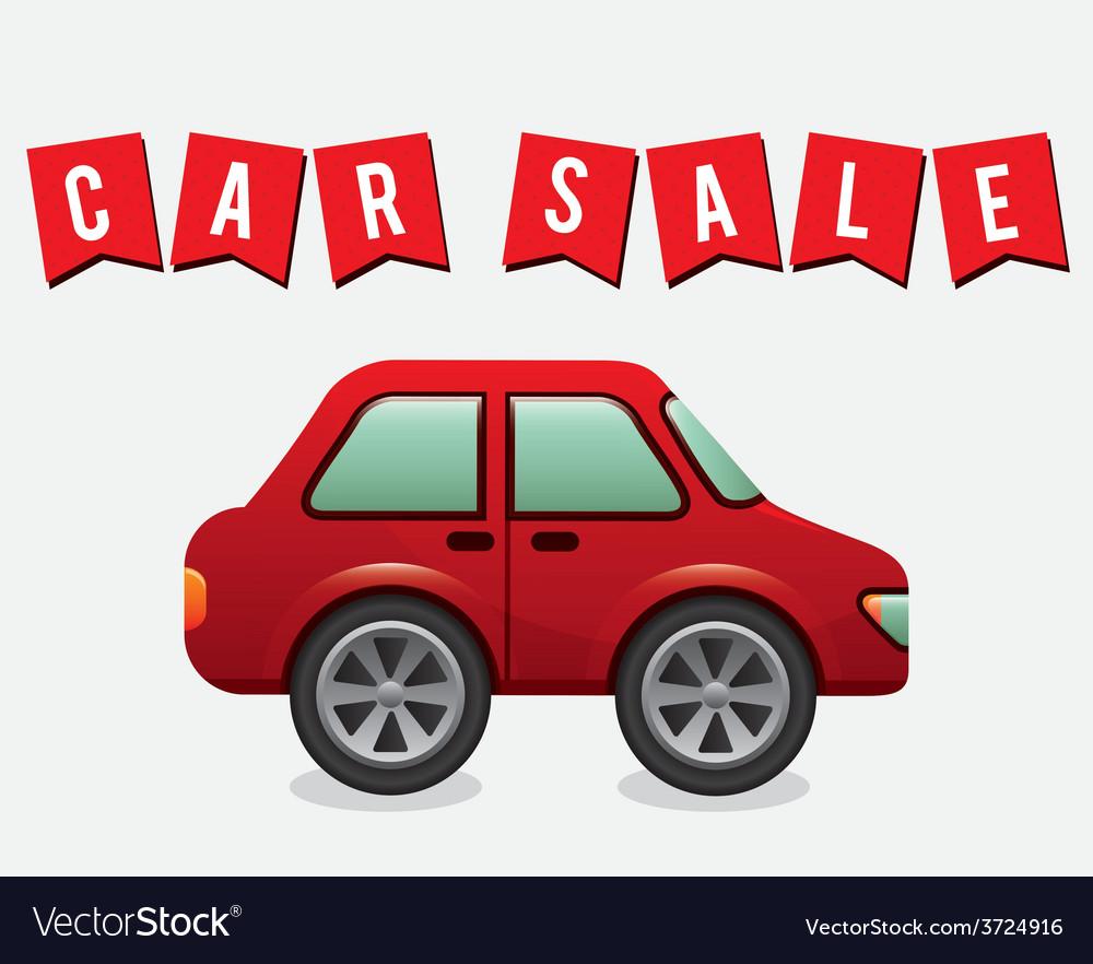 Buy a car vector | Price: 1 Credit (USD $1)