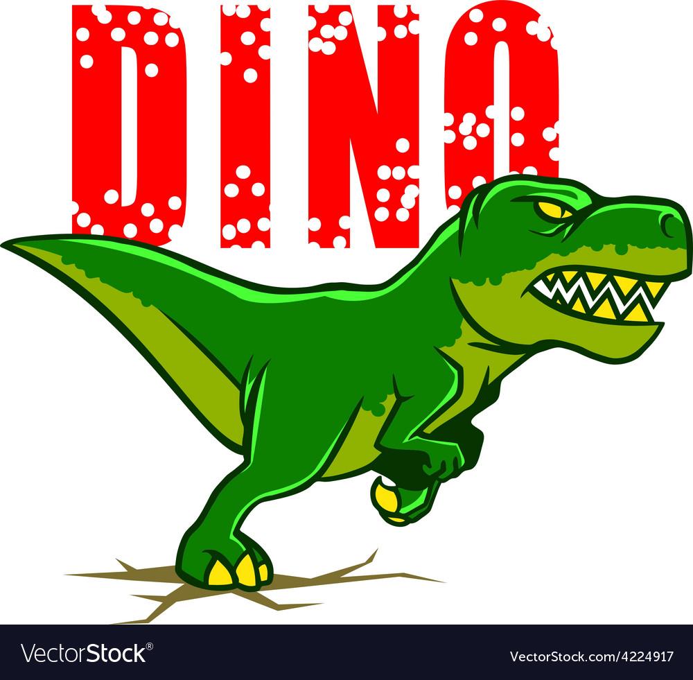Dino vector | Price: 1 Credit (USD $1)