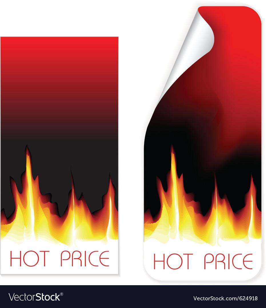 Hot price vector | Price: 1 Credit (USD $1)