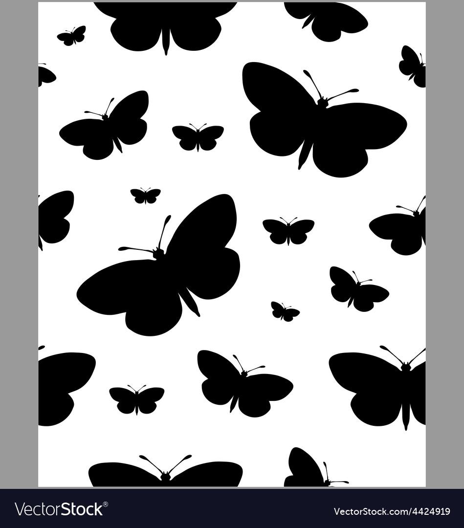 Butterflies vector | Price: 1 Credit (USD $1)