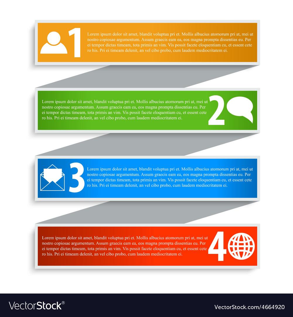 Teamwork social infographic diagram presentation vector | Price: 1 Credit (USD $1)