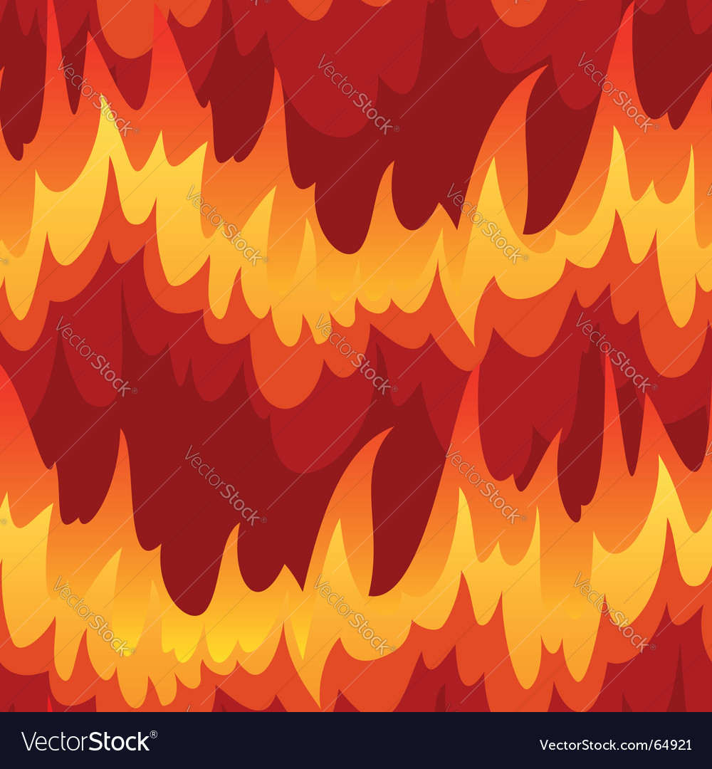 Fire pattern vector | Price: 1 Credit (USD $1)
