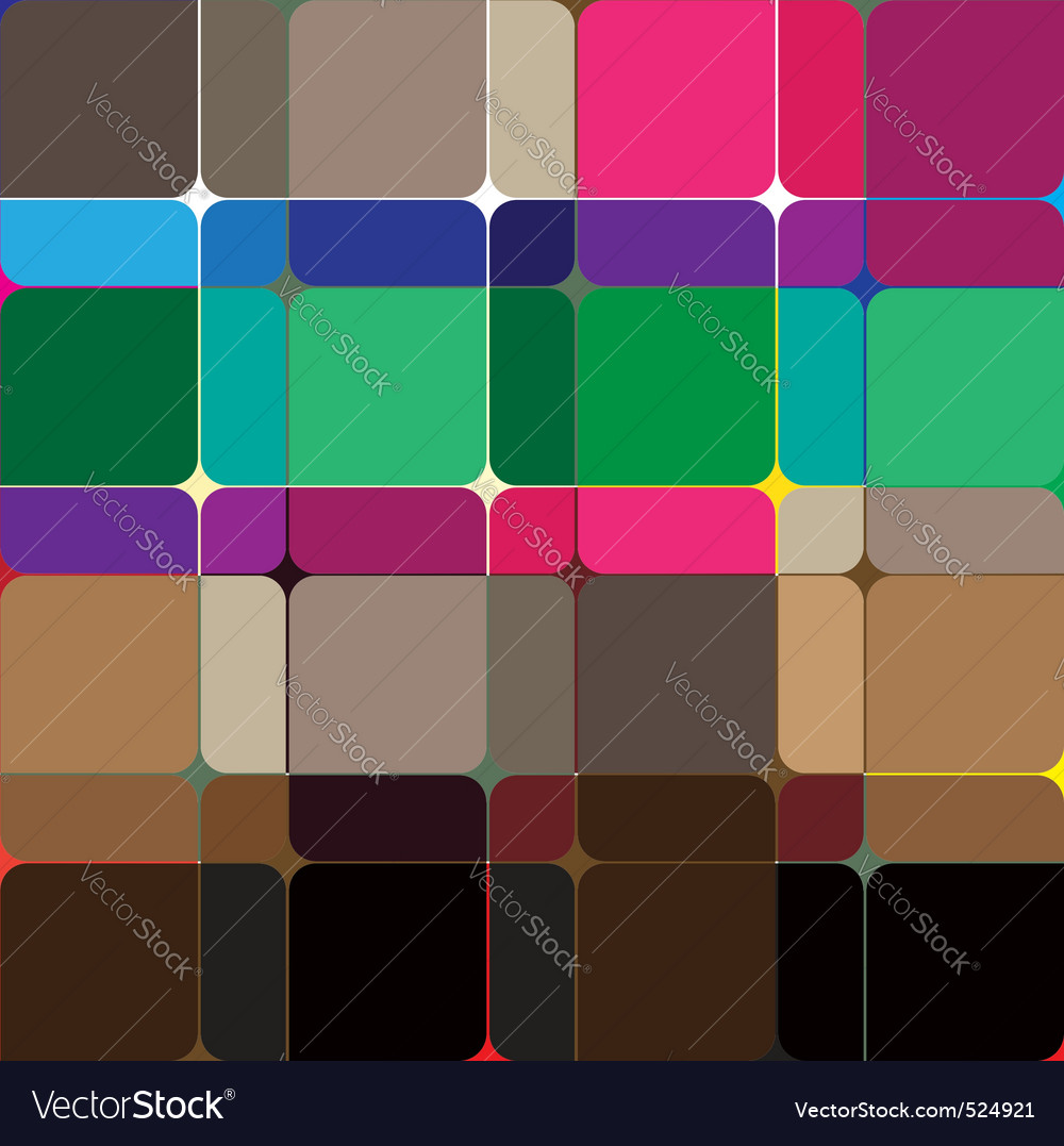 Square abstract pattern vector | Price: 1 Credit (USD $1)