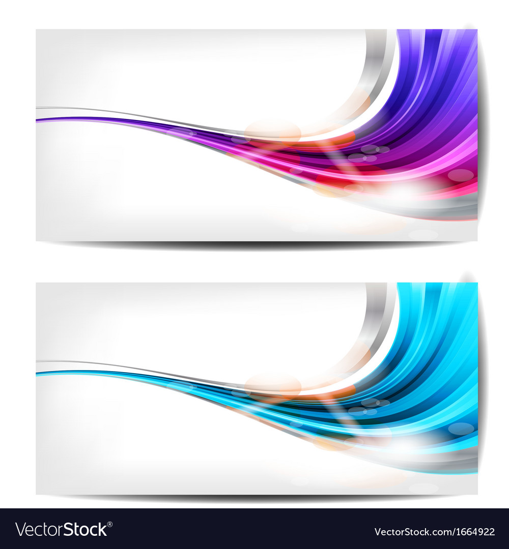 Abstract background with waves and lines vector | Price: 1 Credit (USD $1)