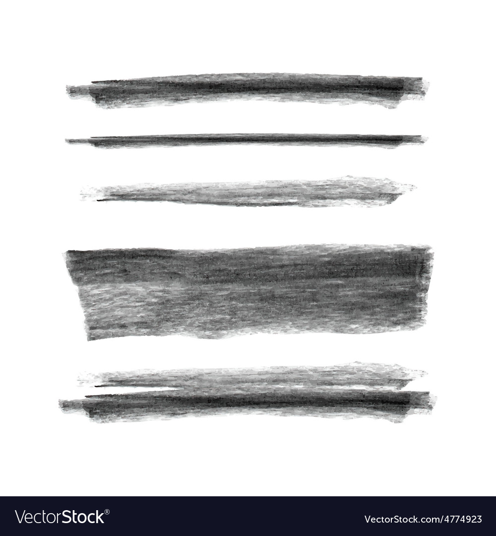 Collection of hand drawn chalk marks texture vector   Price: 1 Credit (USD $1)