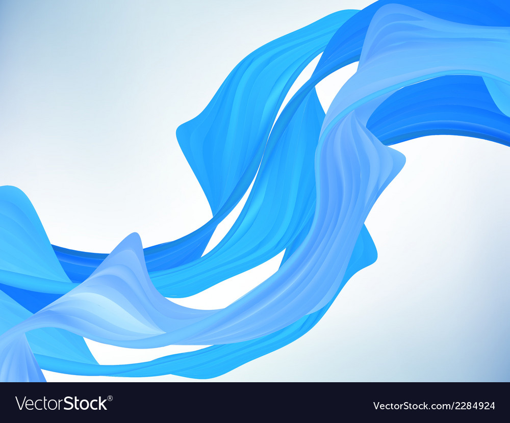 Abstract blue motion background eps 8 vector | Price: 1 Credit (USD $1)